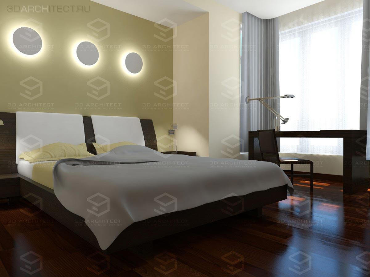 3d дизайн и анимация интерьера дома