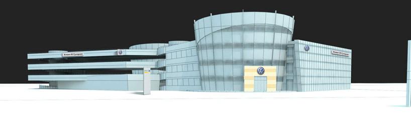 проект комплексного развития территории дизайн стиля архитектурная графика проект автосалона