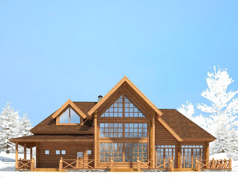 горнолыжный курорт аквапарк визуализация архитектуры туризм