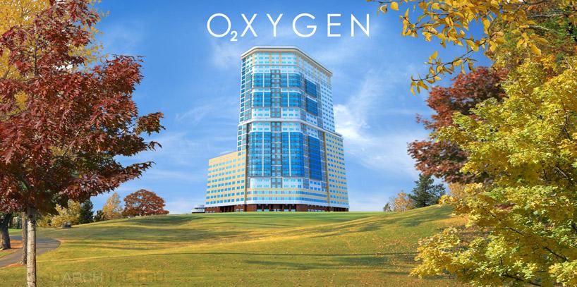 Административно-жилой комплекс OXYGEN