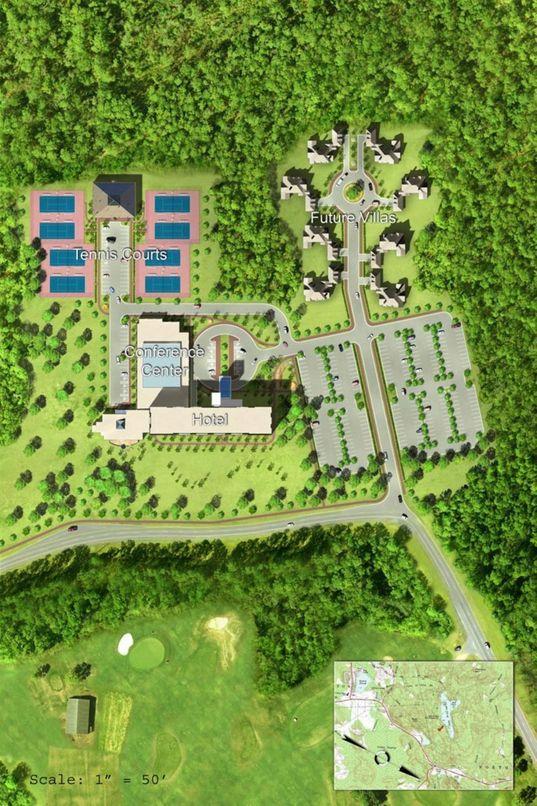 3d генплан территории визуализация архитектурных проектов Архитектурная Концепция exporeal 2008 3d проектирование