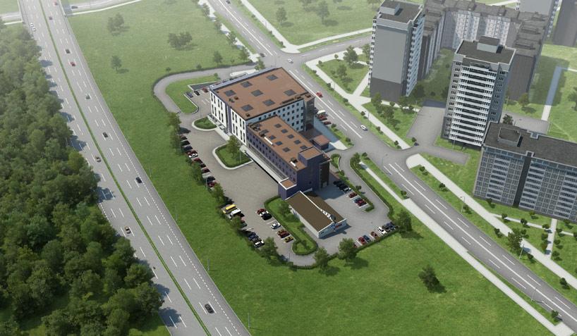 """Профессиональная реклама недвижимости Бизнесс-центра """"Marko-Plaza"""""""