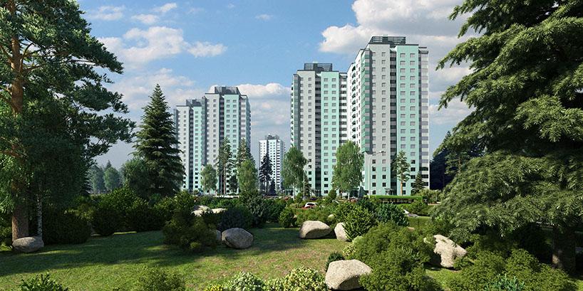 Жилой комплекс «Лесной городок»