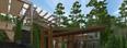 3D визуализация загородного дома