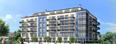 жилой комплекс 3Д визуализация и моделирование коттеджи