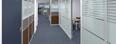3d анимация дизайн-проекта интерьера офиса. Визуализация офисного помещения, виртуальный тур