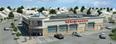 Визуализация здания аптеки