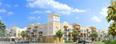 "3D визуализация зданий ""New Mexico"""