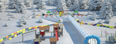 презентация курорта загородный отдых туризм визуализация архитектуры