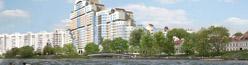 Презентационные материалы для продажи элитной недвижимости в центре Минска