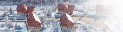 Поселок клубного типа «Логожеск», Зимний вариант  посмотреть в полноэкранном режиме